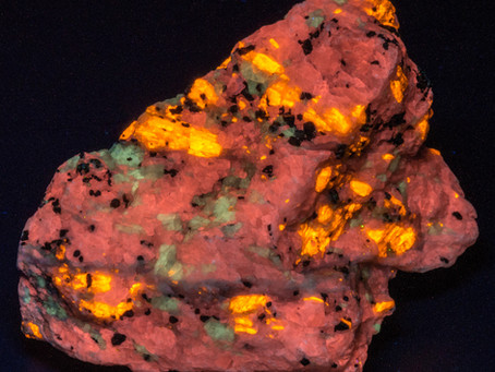 Third Find Wollastonite