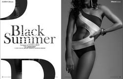 Black Summer Editorial