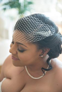 Banks + Berridge Wedding - Bride
