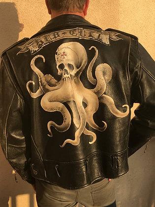 SUB CULT Moto Jacket