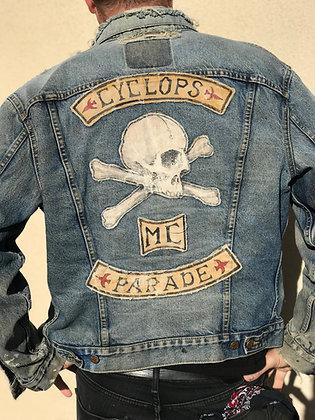 Cyclops Parade Denim Jacket