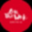 OnTheWok_logo_czerwone_przezroczyste_tlo