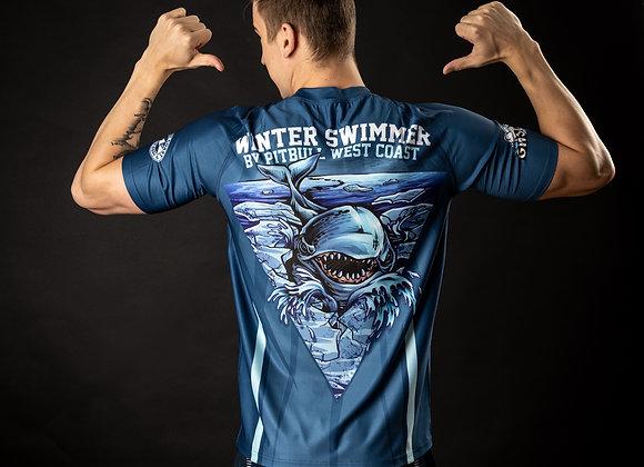 Koszulka zimowego pływaka - PITBULL