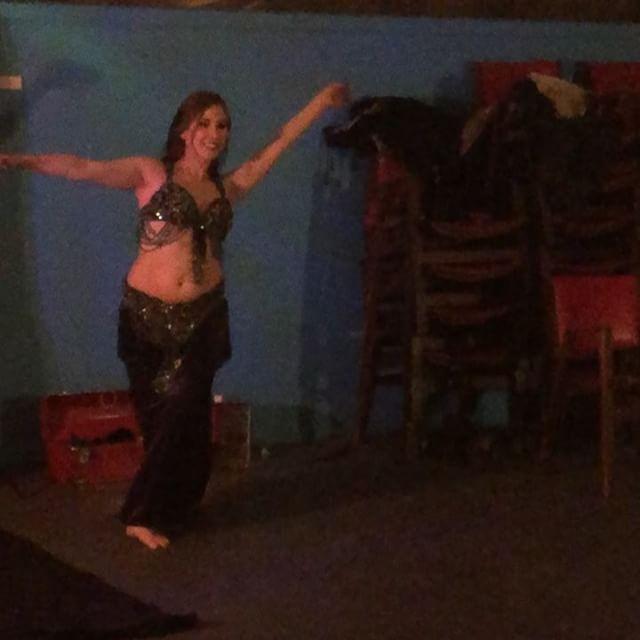 _accalia_dance was amazing!!! We had an amazing Mimouna! Thanks _karmayogawinnipeg for the amazing v