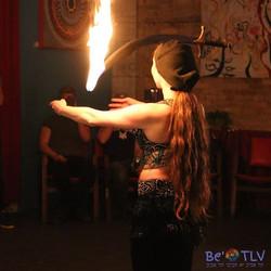 _accalia_dance gets everyone in the spirit ._🇲🇦 🇮🇱 ❤️ ._•••_Event_ Mimouna at _karmayogawinnipeg