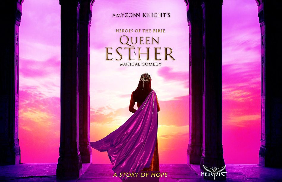 QUEEN ESTHER MUSICAL SIL-DEC-2018 -HEROE