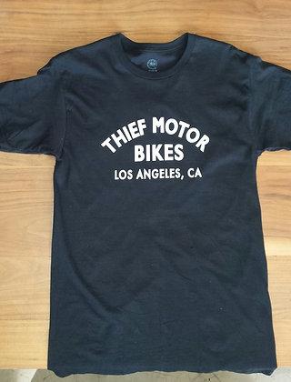 Thief Motor Bikes Classic T- LOS ANGELES