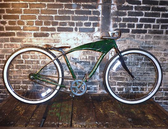 Green Lowrider Bike