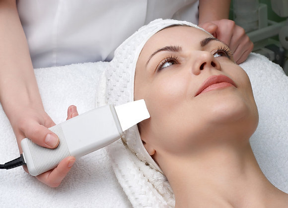 Post peel or skin treatment