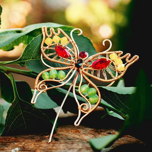Broșa Fluture