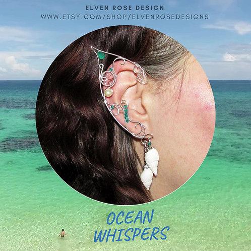 Cercei Urechi de elf Ocean Whispers