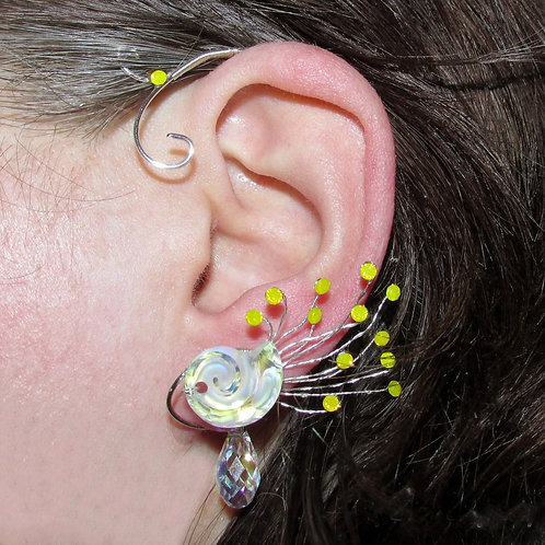 Cercel ear cuff Air Whispers