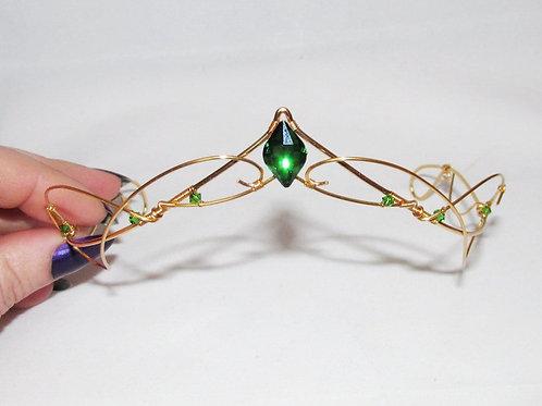 Diadema Green Princess