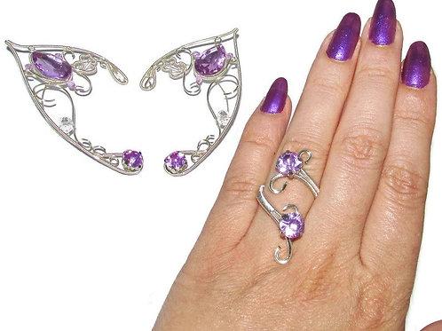 Set bijuterii Lavender