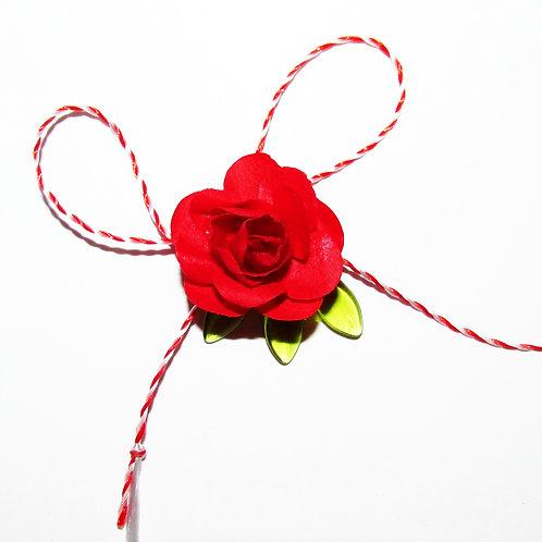 Martisor trandafir 2
