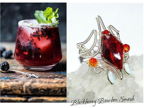 Inel Blackberry Bourbon Smash
