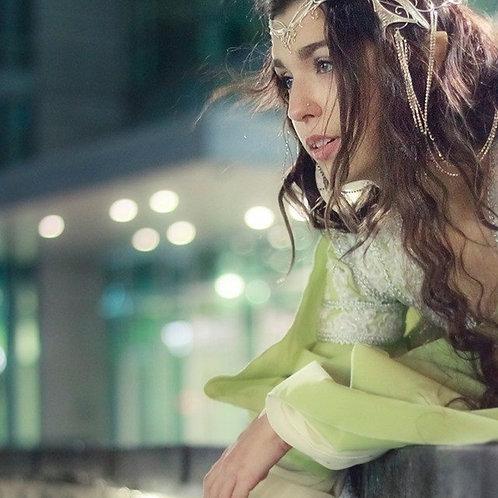 Coronita Arwen - cu spirale