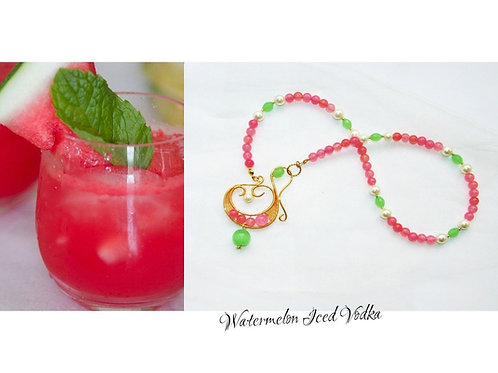 Colier Watermelon Iced Vodka Cocktail