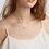 Thumbnail: 2019 Roman Numeral - Bar Chain Necklace