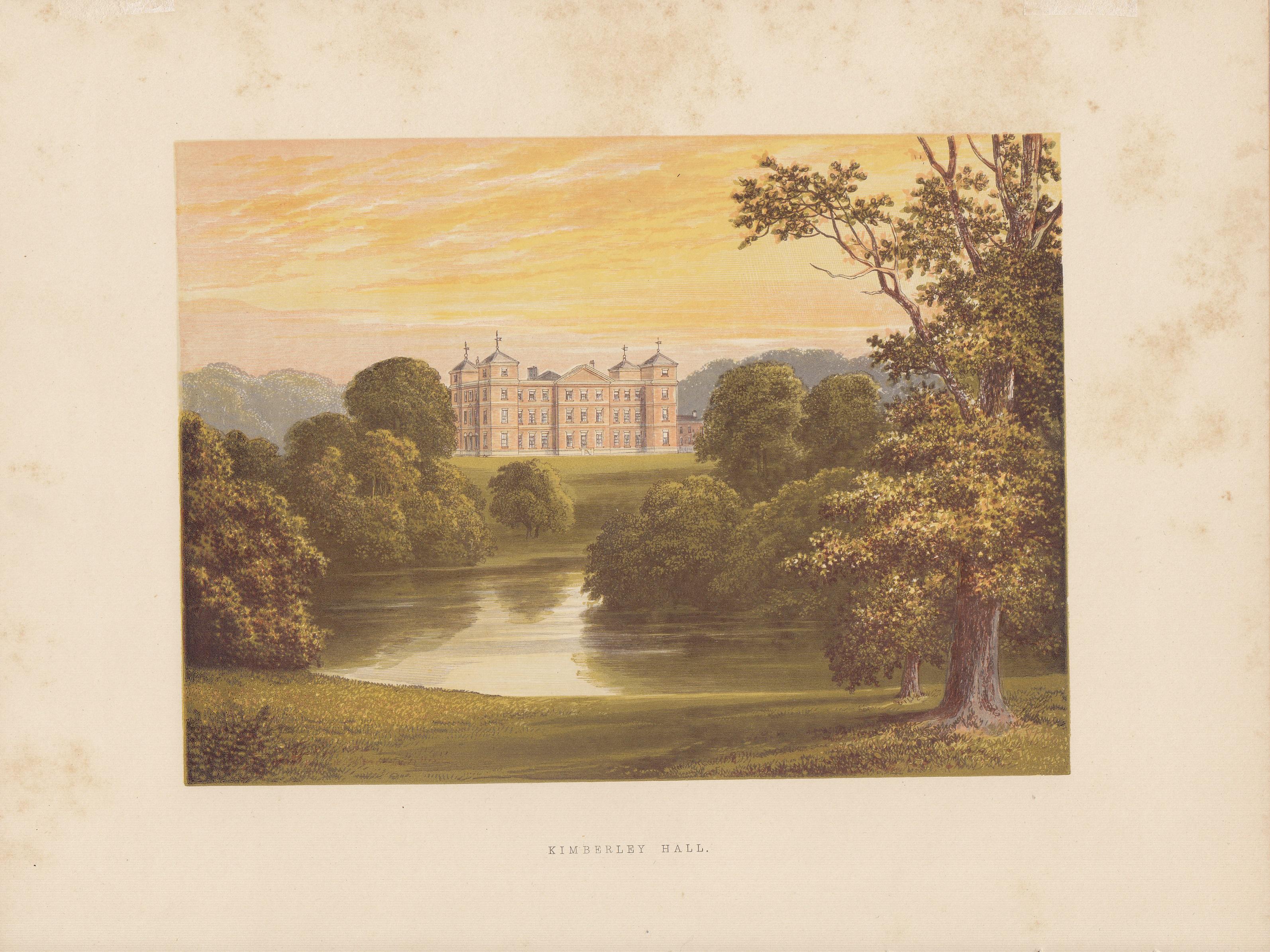 Kimberley Hall