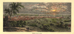 Baltimore from the East