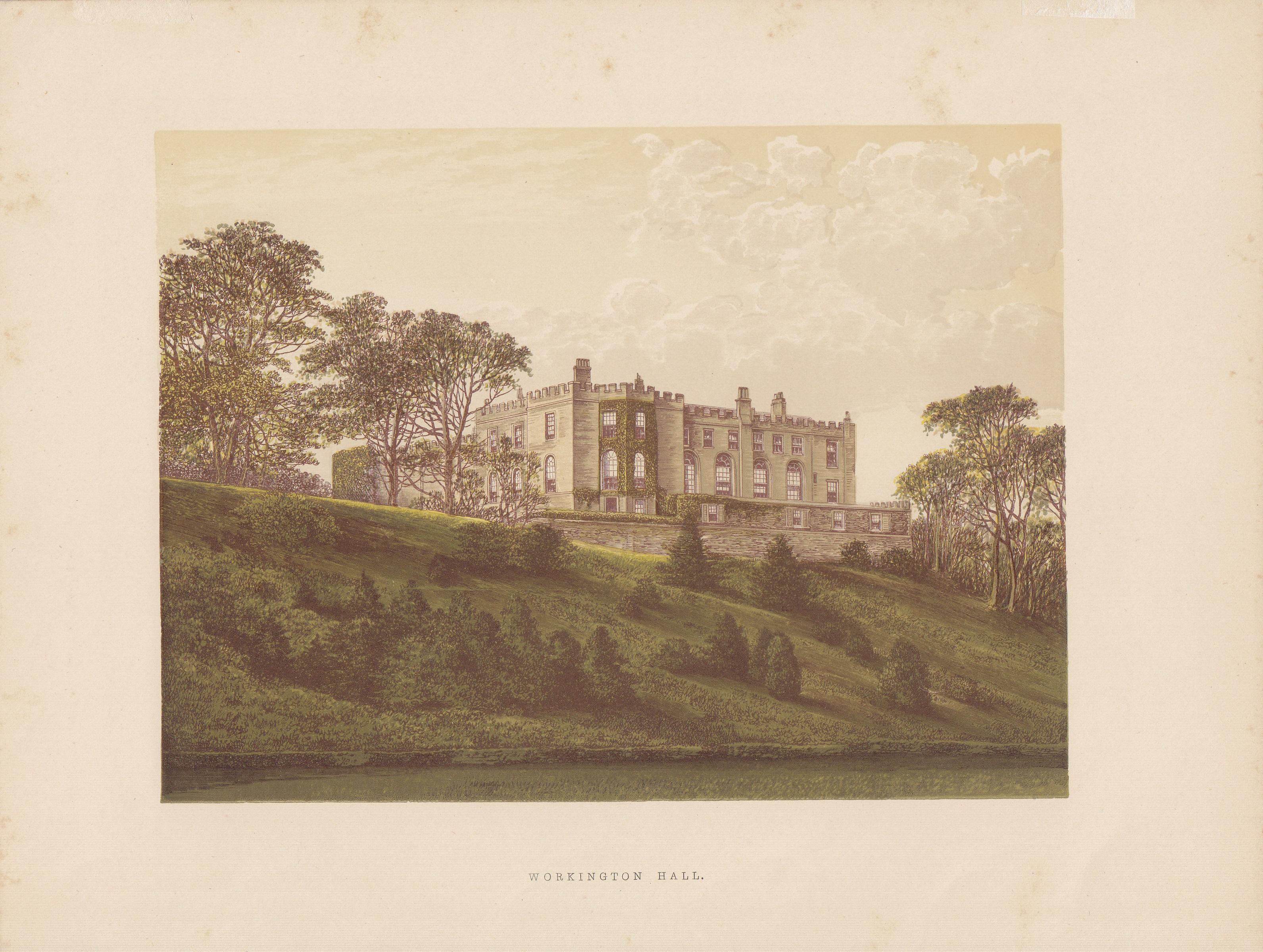 Workington Hall