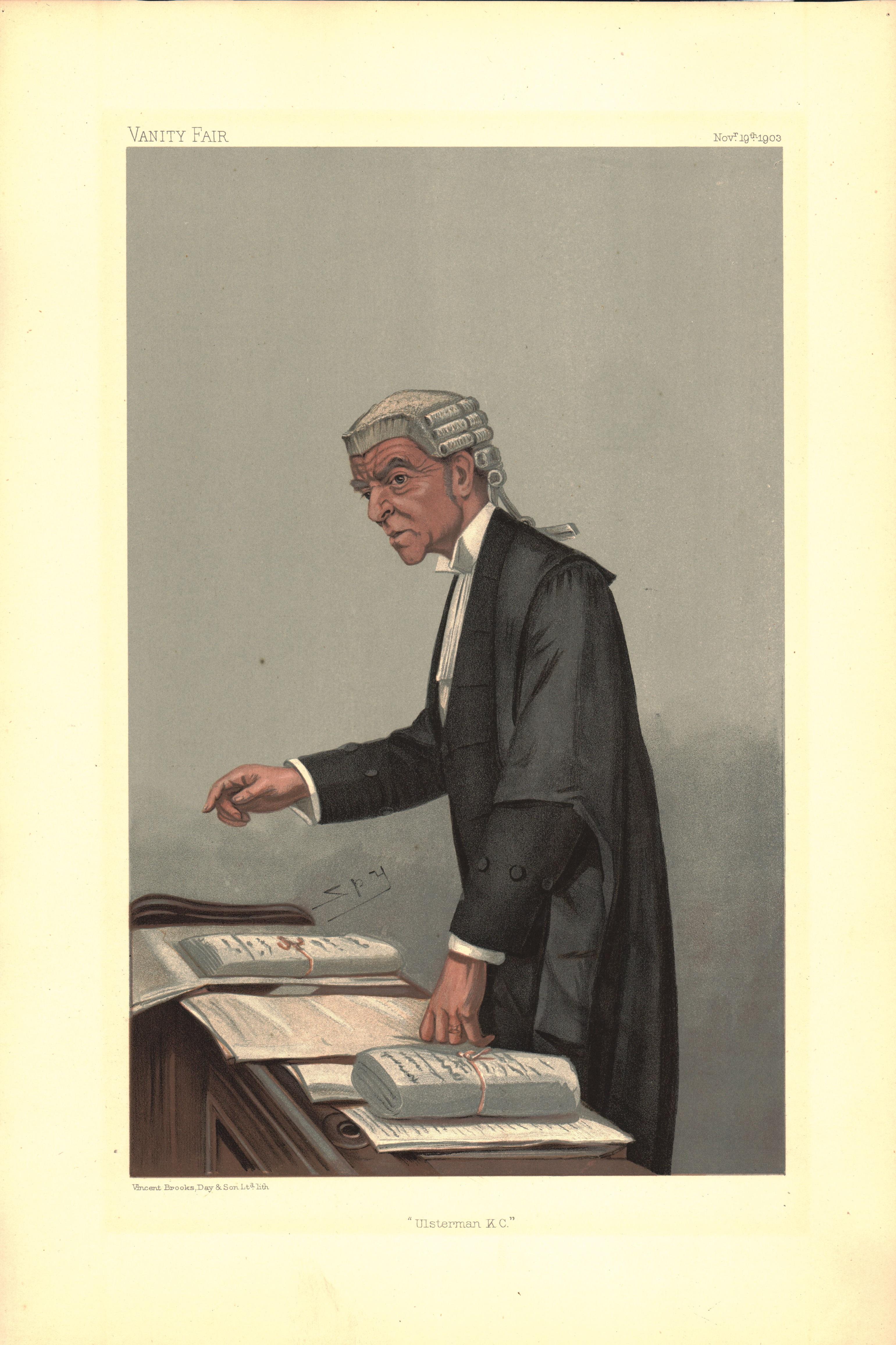 Ulsterman K.C.