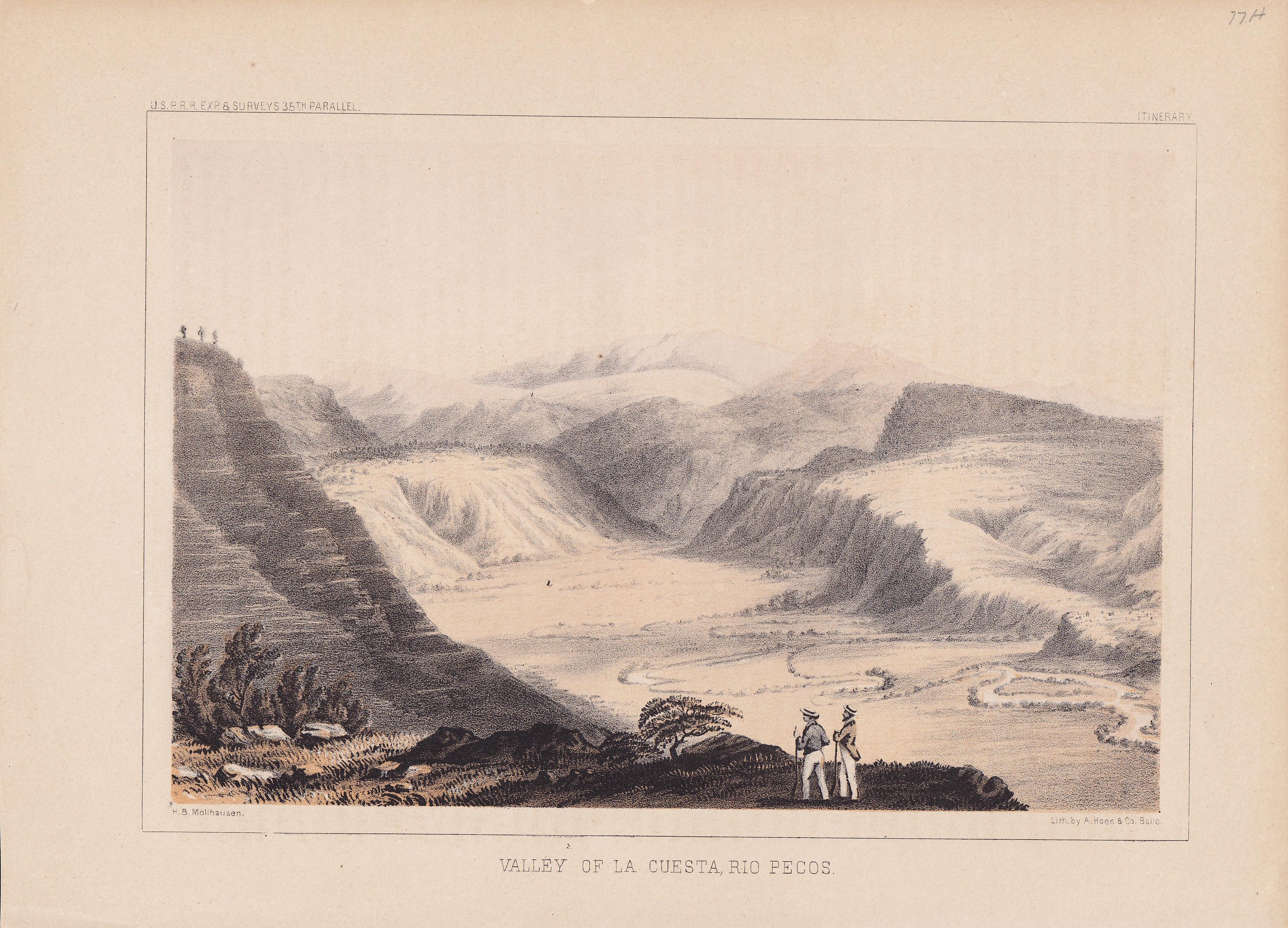 Valley of La