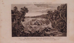 The Great Water-Fall on Mohawk River