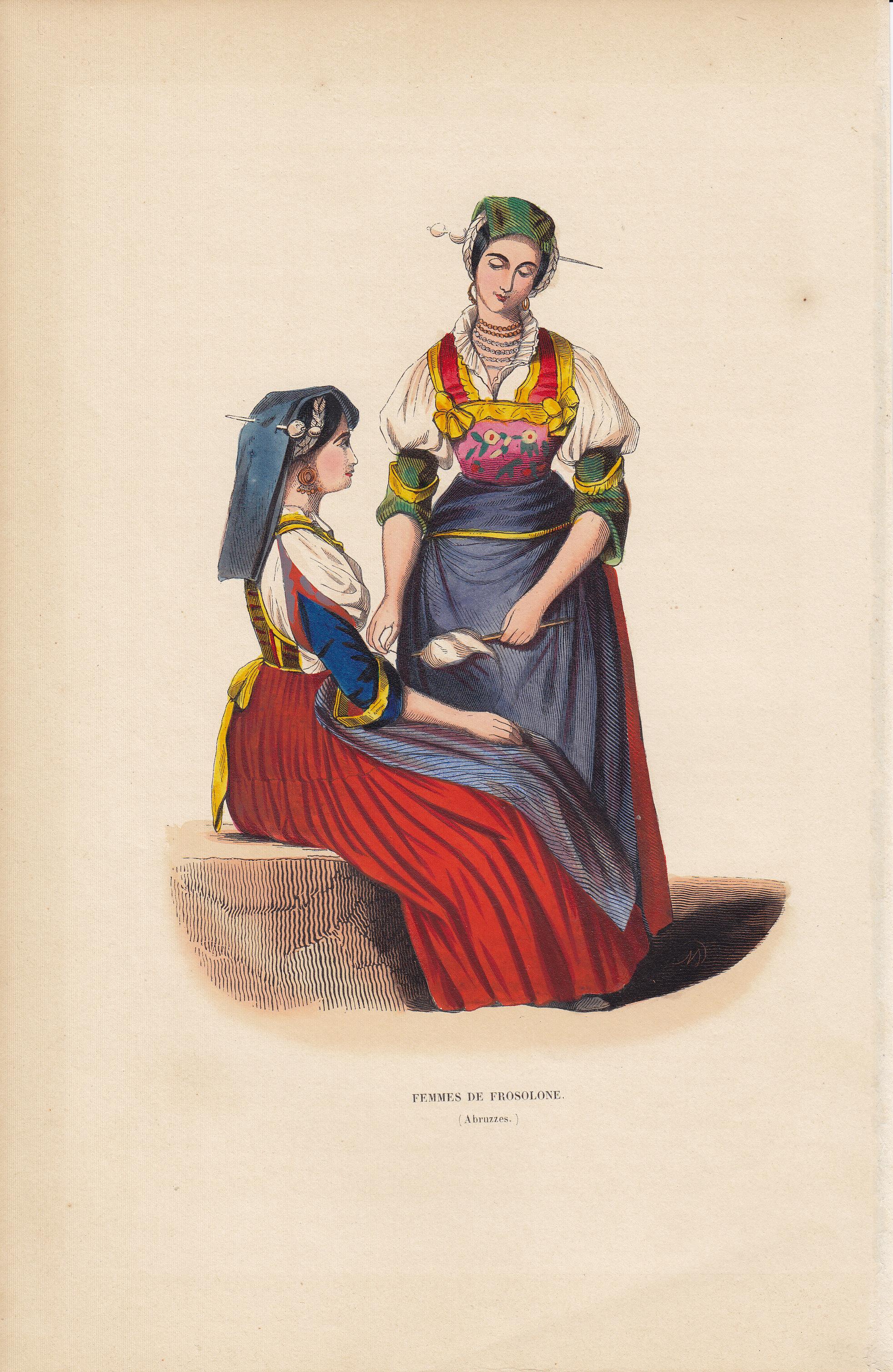 Femmes de Frosolone