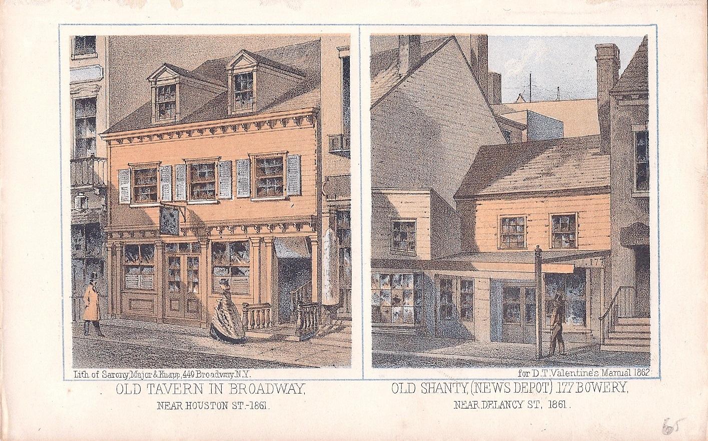 Old Tavern Old Shanty