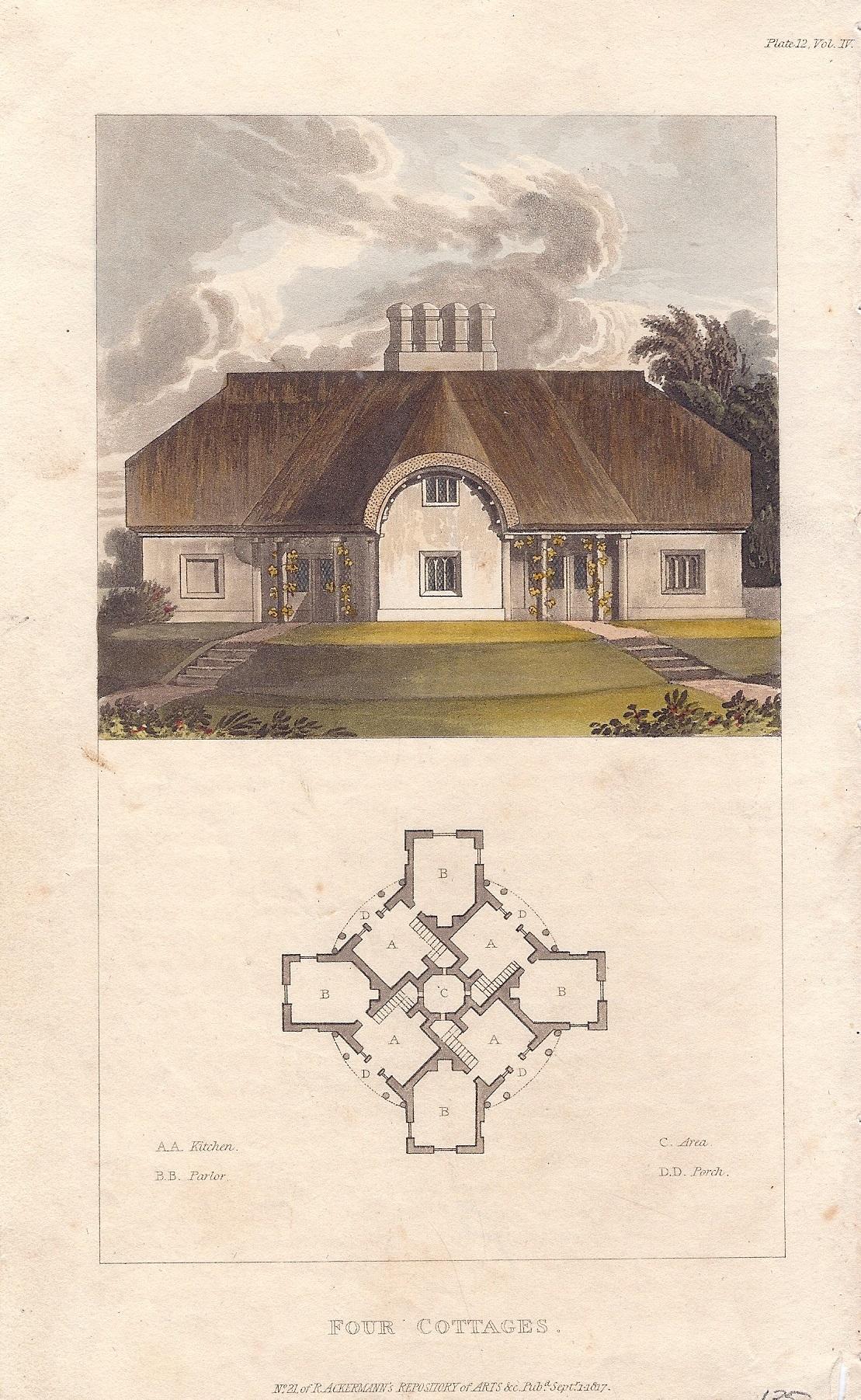 Four Cottages