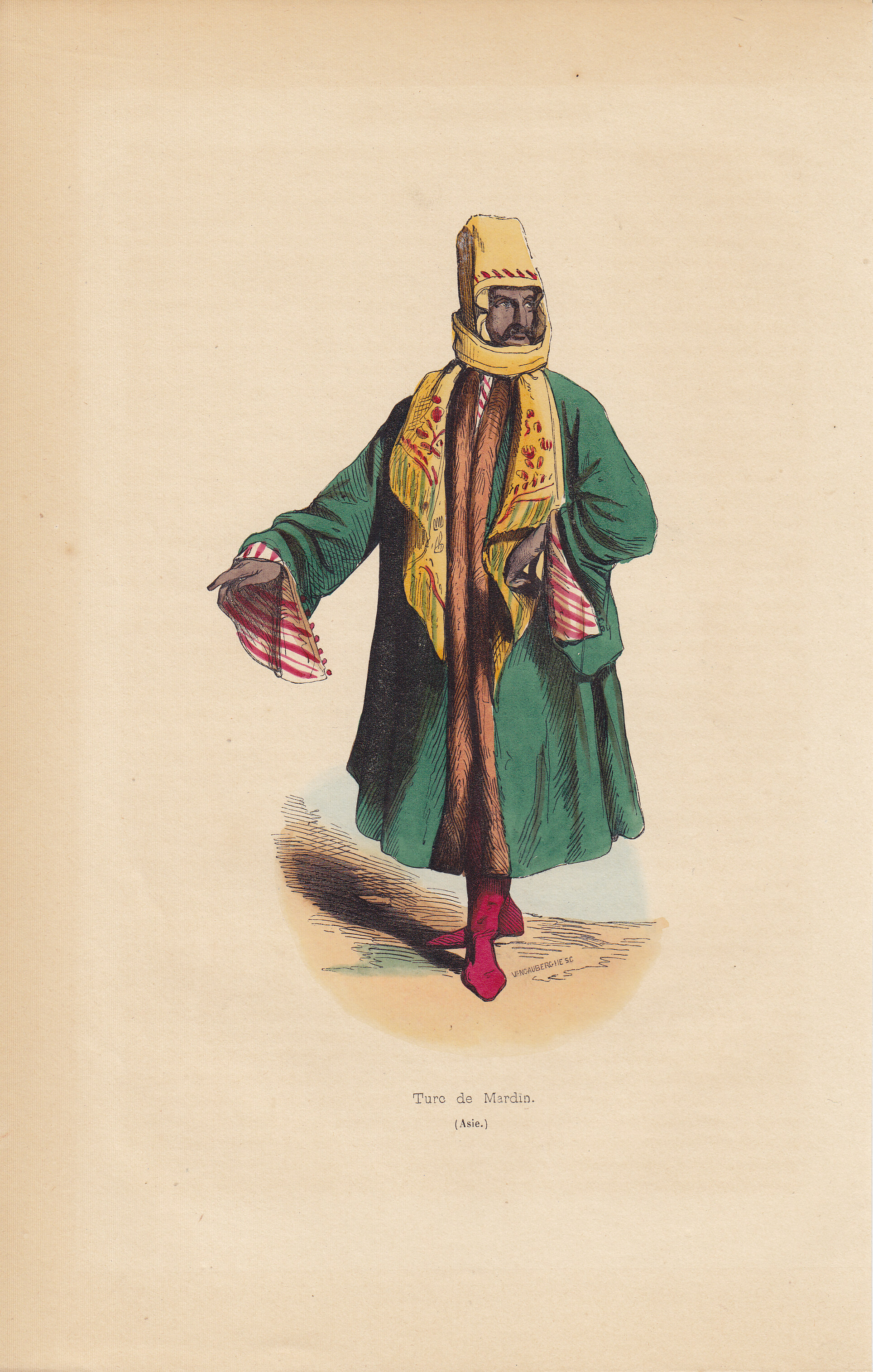 Turc De Mardin