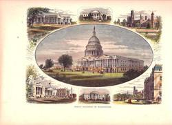 Public Buildings in Washington