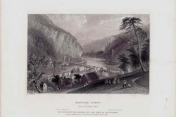 Harper's Ferry (from the potomac)