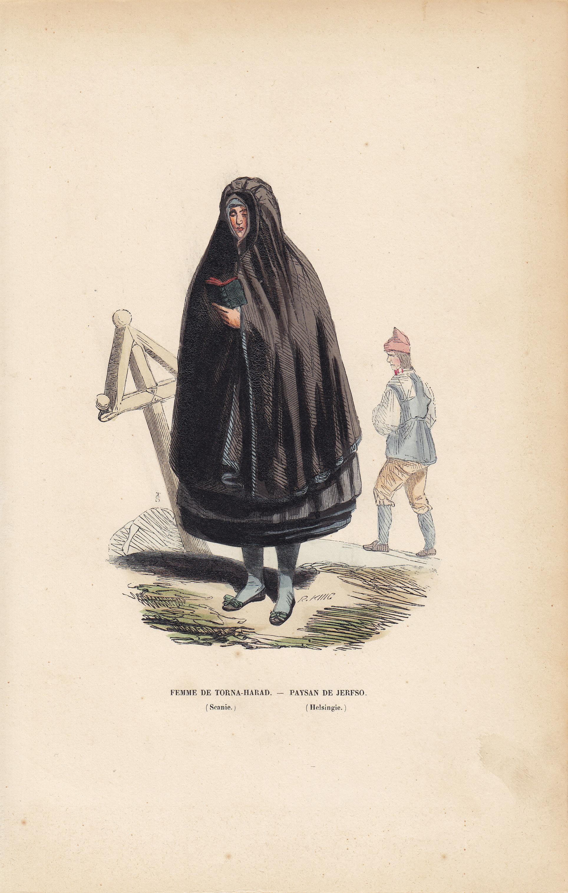 Femme De Torna-Harad