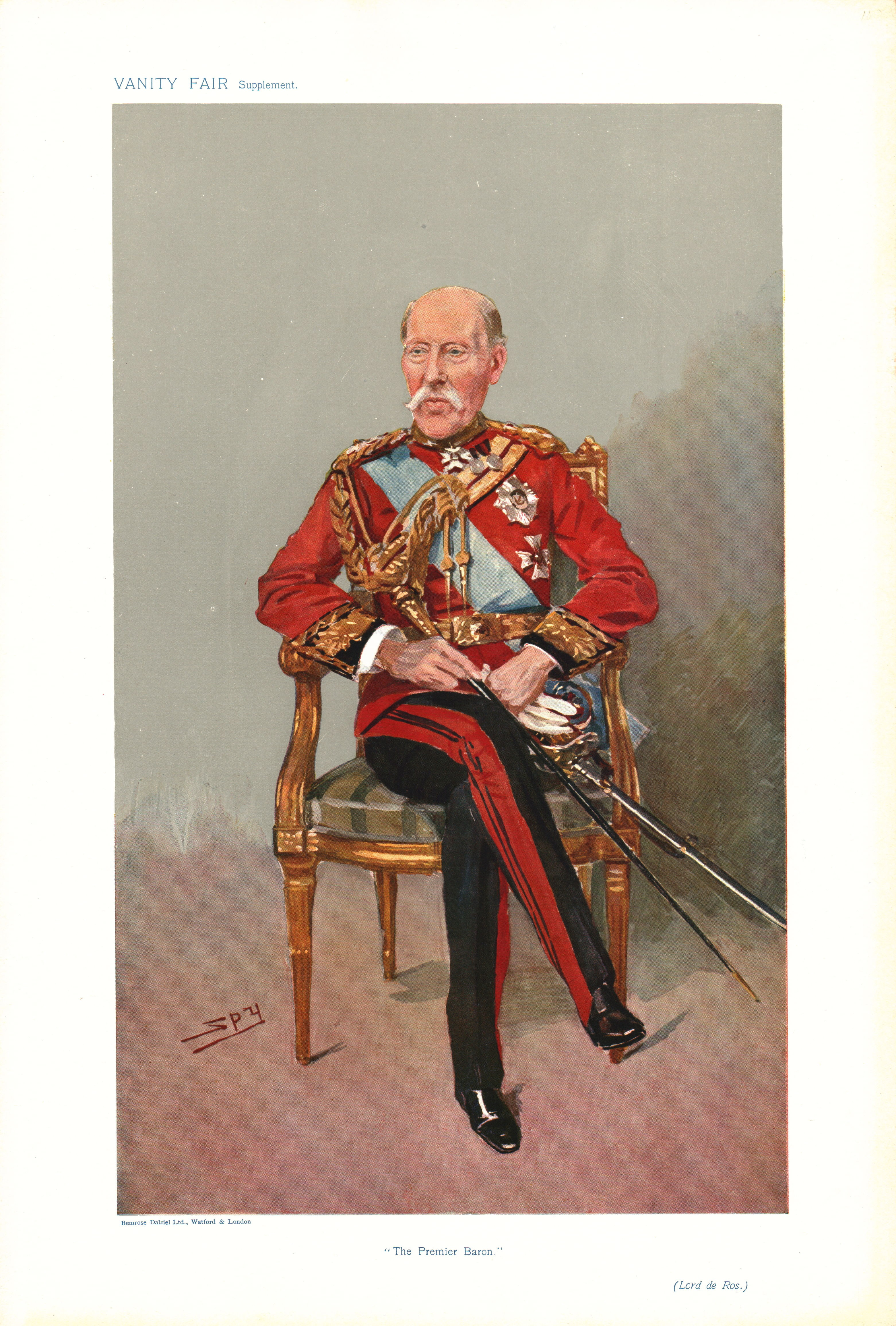 The Premier Baron
