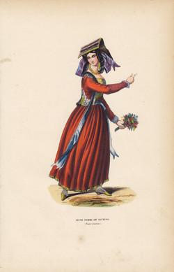 Jeune Femme de Nettuno