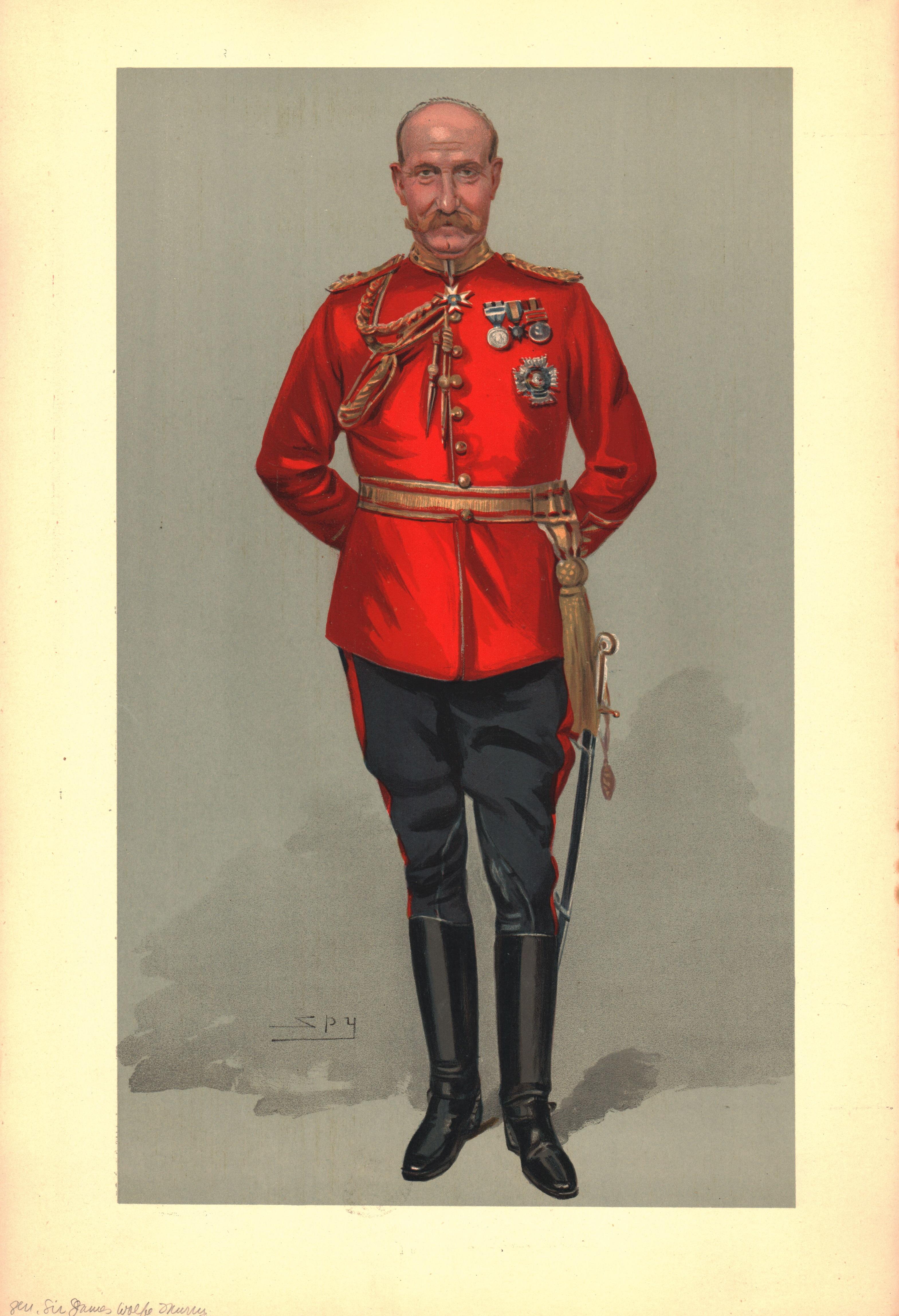General Sir James Wolfe Murray