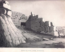 Mycenae; Gate of Lions