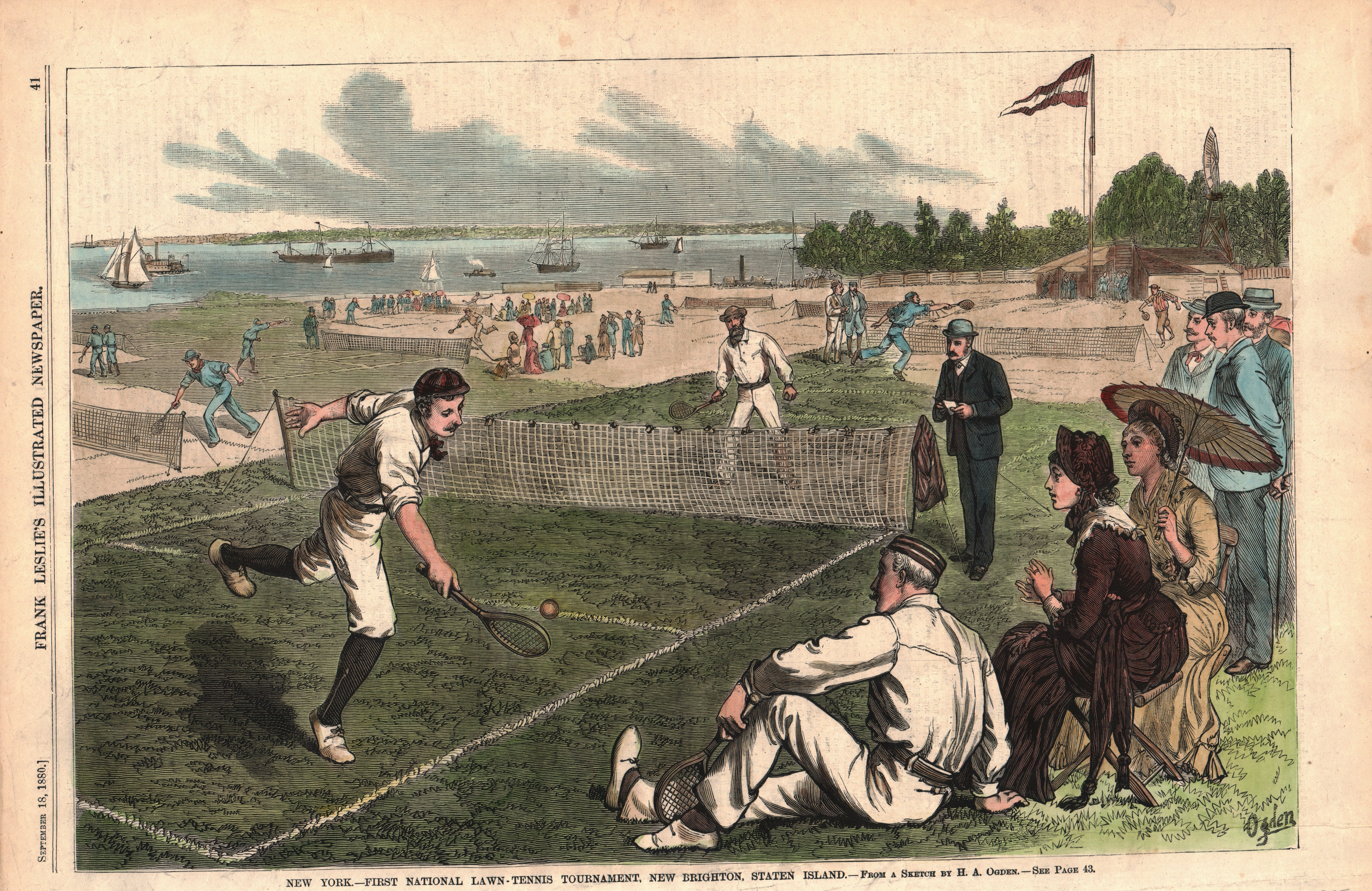First National Lawn-Tennis