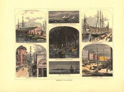 Scenes in Baltimore