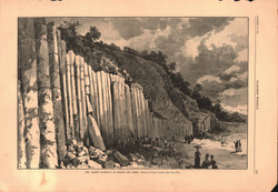 ''Giant's Causeway,'' at Orange, NJ