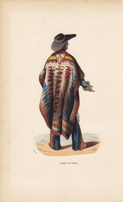 Homme De Puebla