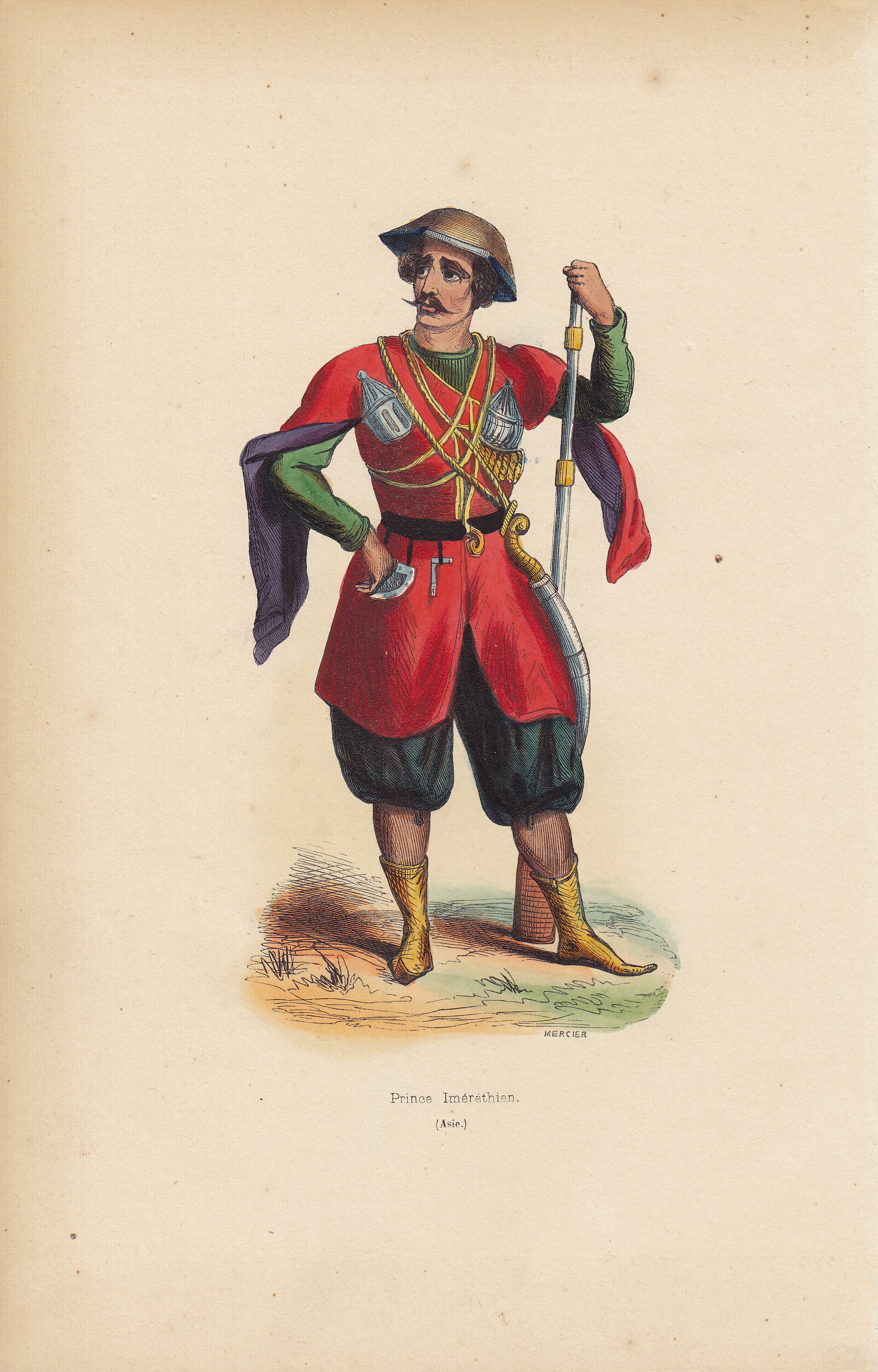 Prince Imerethien