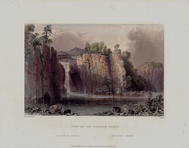 View of the Passaic Falls