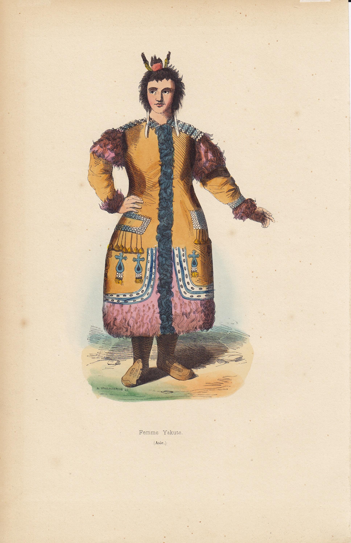 Femme Yakute