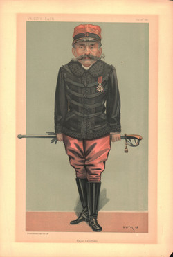 Major Esterhazy