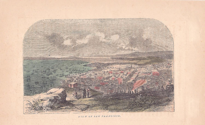 View of San Francisco