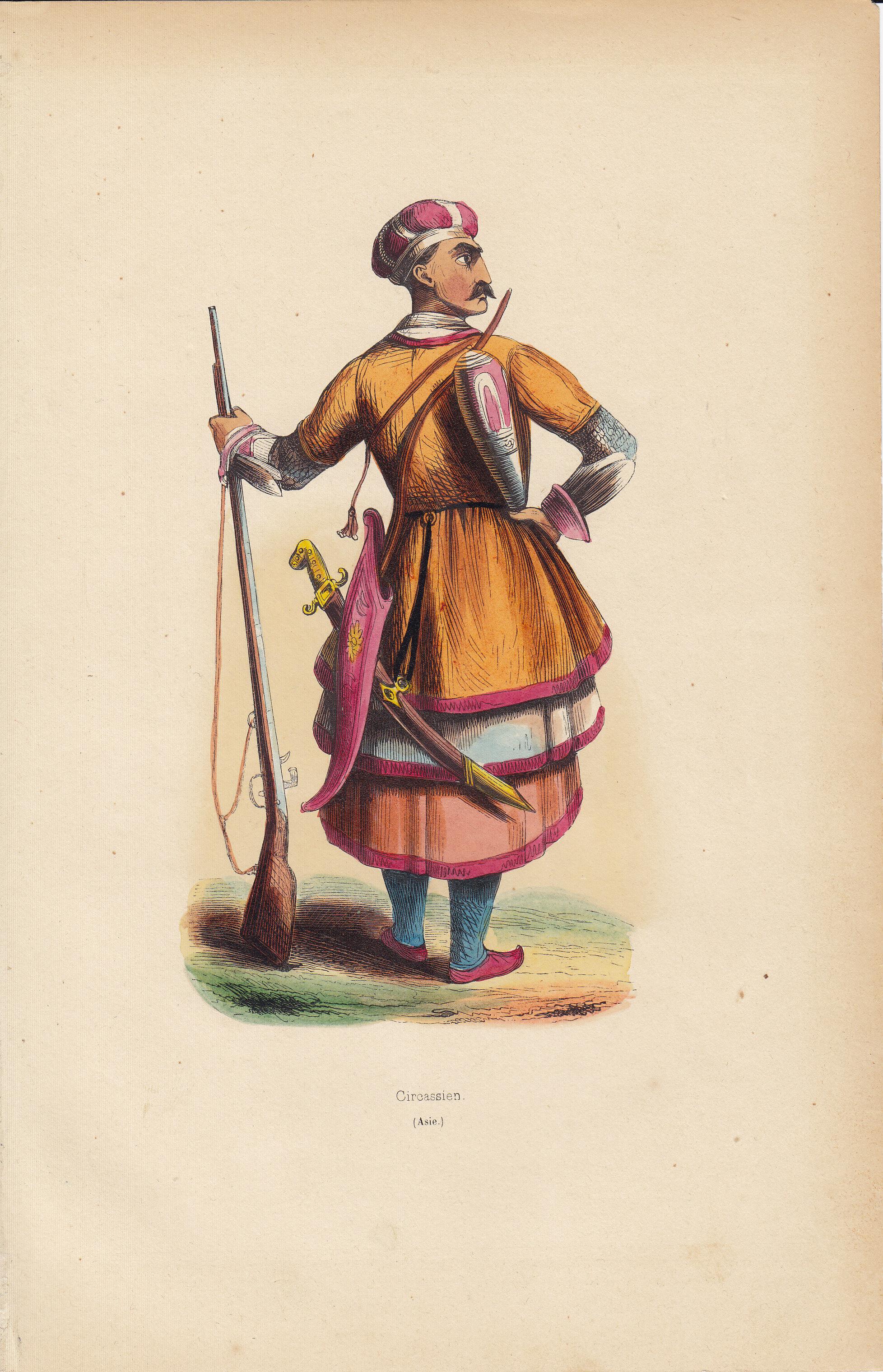 Circassien